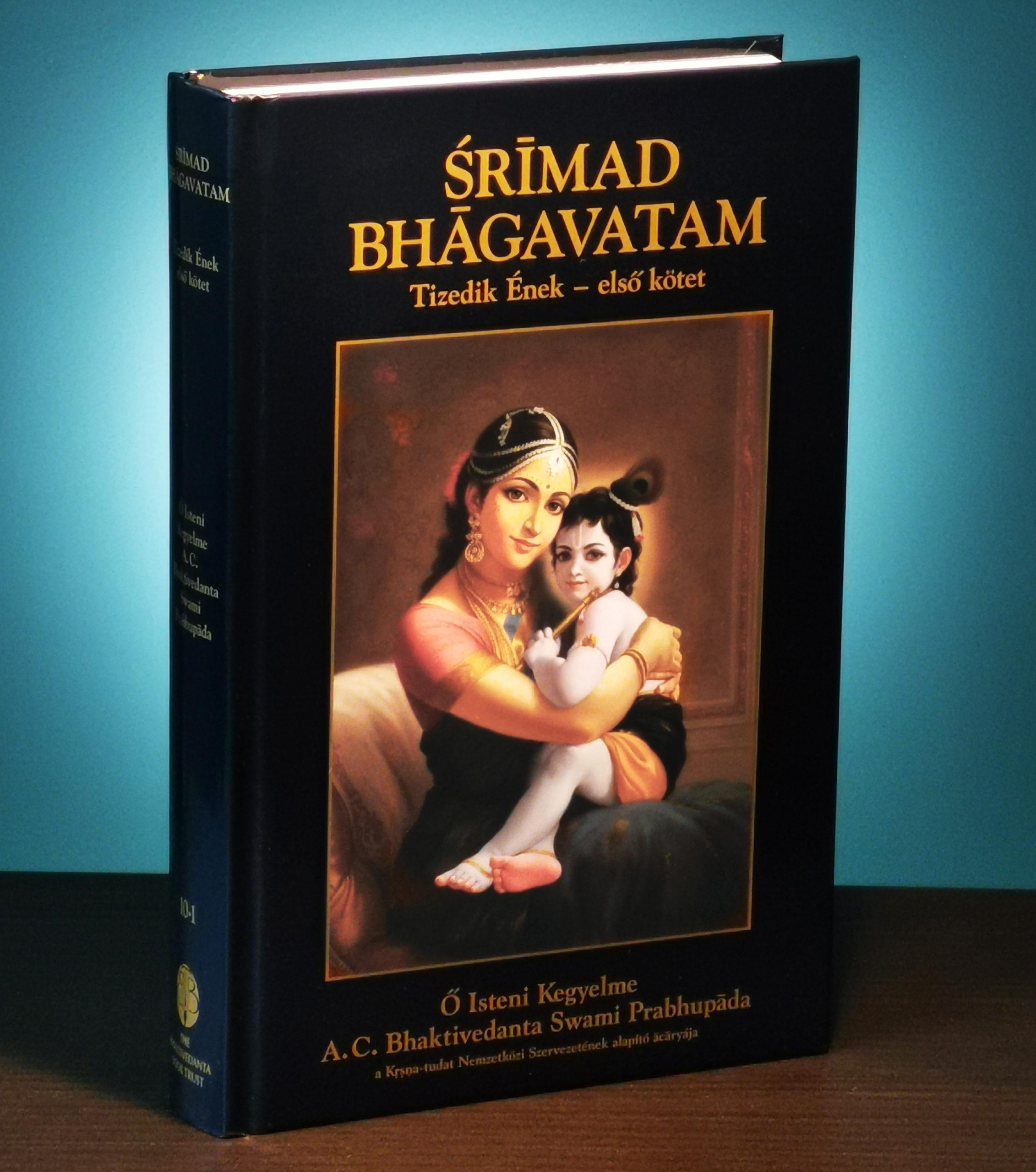 Srímad-Bhágavatam 10.ének