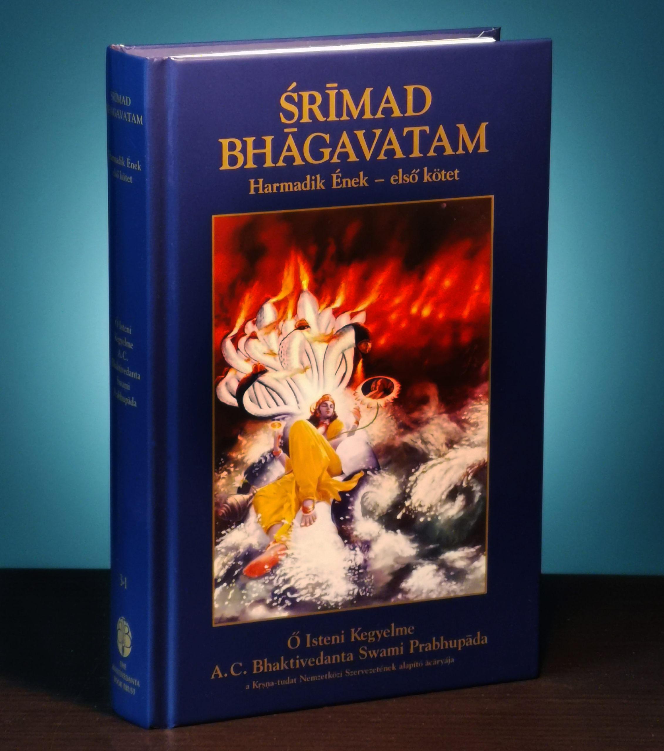 Srímad-Bhágavatam 3.ének