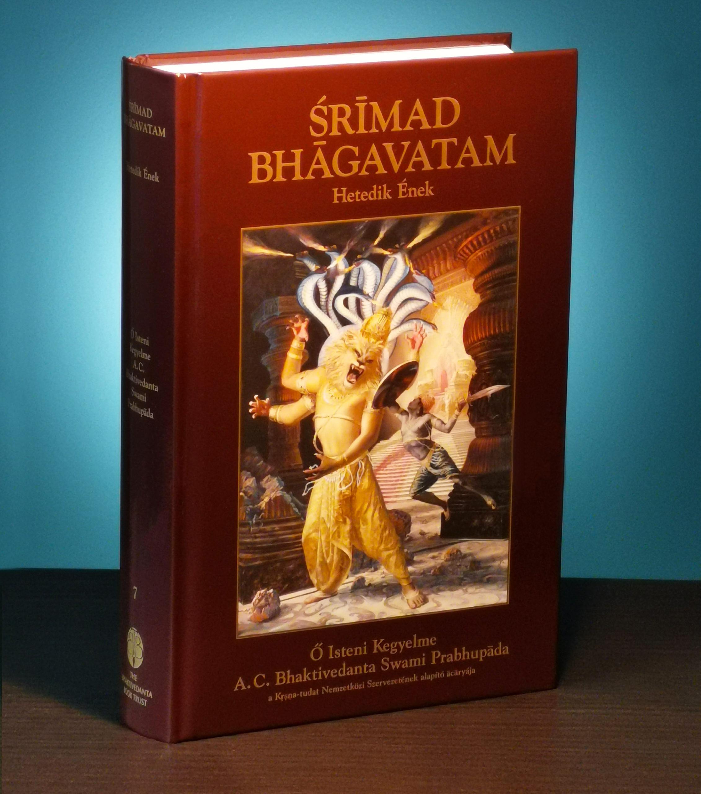 Srímad-Bhágavatam 7.ének
