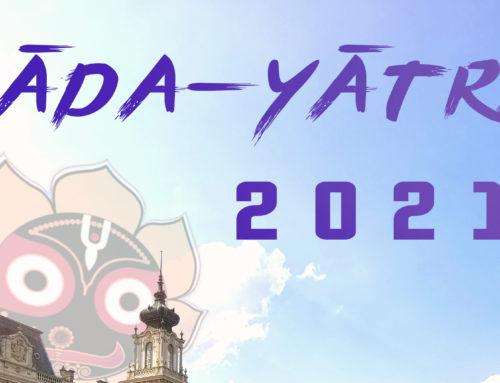 Pāda-Yātrā 2021