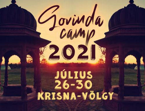 Govinda Camp 2021